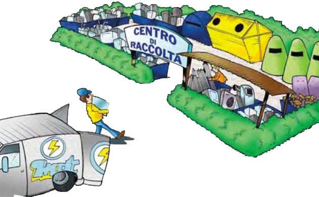 RIAPERTURA CENTRO DI RACCOLTA RIFIUTI